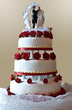 بالصور اجمل تورته فى العالم , تورتات حفلات الزفاف 6093 1