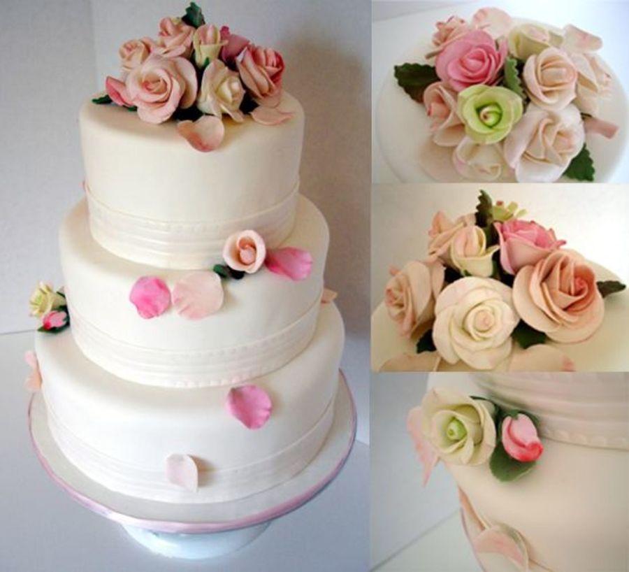 بالصور اجمل تورته فى العالم , تورتات حفلات الزفاف 6093 3
