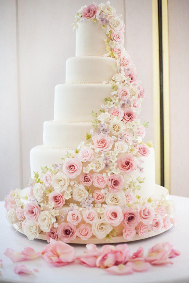 بالصور اجمل تورته فى العالم , تورتات حفلات الزفاف 6093 5