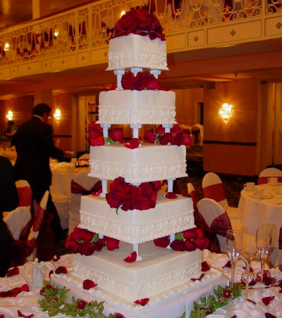 بالصور اجمل تورته فى العالم , تورتات حفلات الزفاف 6093 7