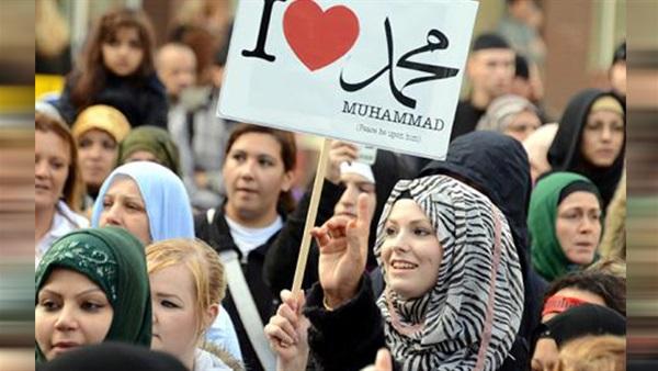 بالصور اجمل بنات محجبات فى العالم , اجمل اجنبيات محجبات حجاب شرعي 6102 7