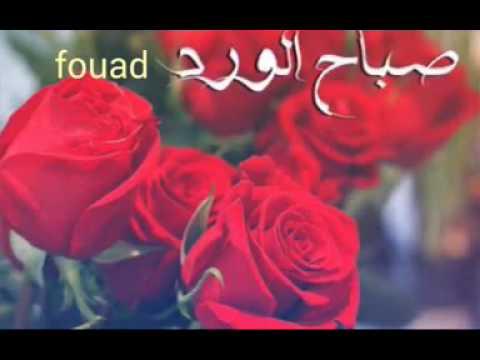 بالصور صباح الورد حبيبي , رقه الصباح بين الاحبه 6124 1