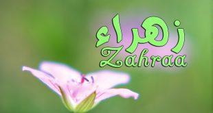 صوره اسم زهراء , صور لاسم زهراء