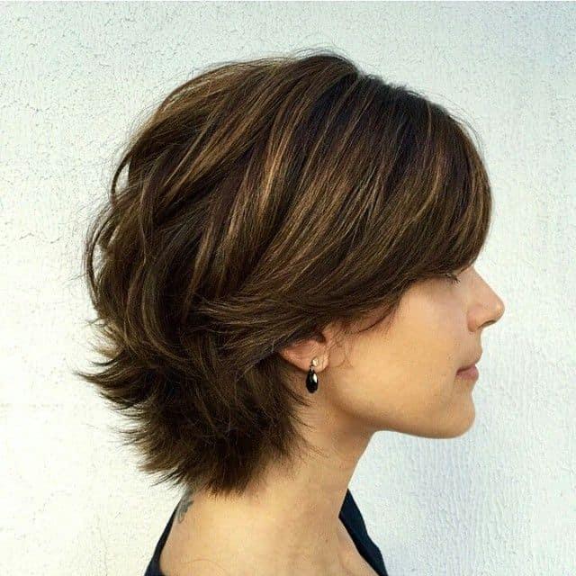بالصور اجمل قصات الشعر القصير , احدث قصات الشعر الحريمي القصير 6187 8
