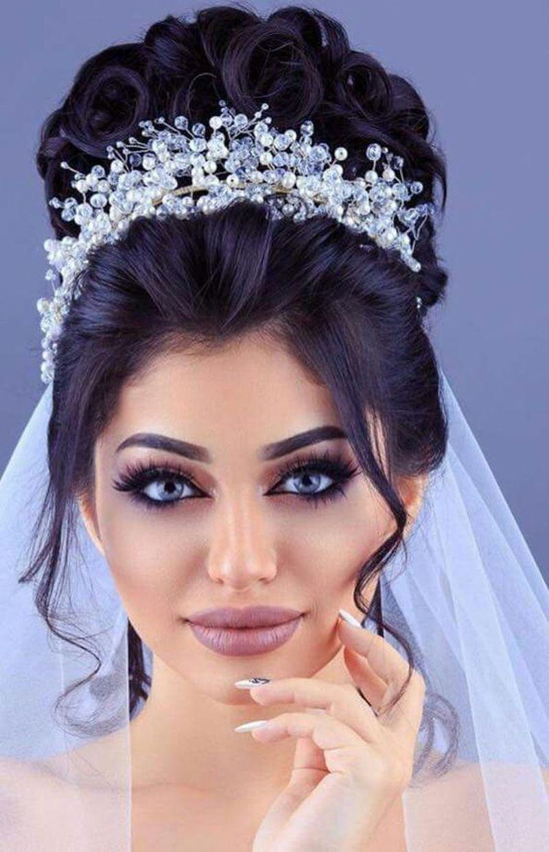 بالصور صور مكياج عرايس , تجميل العرائس بالمكياج 1801 10