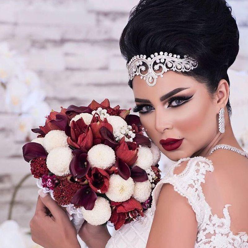 بالصور صور مكياج عرايس , تجميل العرائس بالمكياج 1801 3