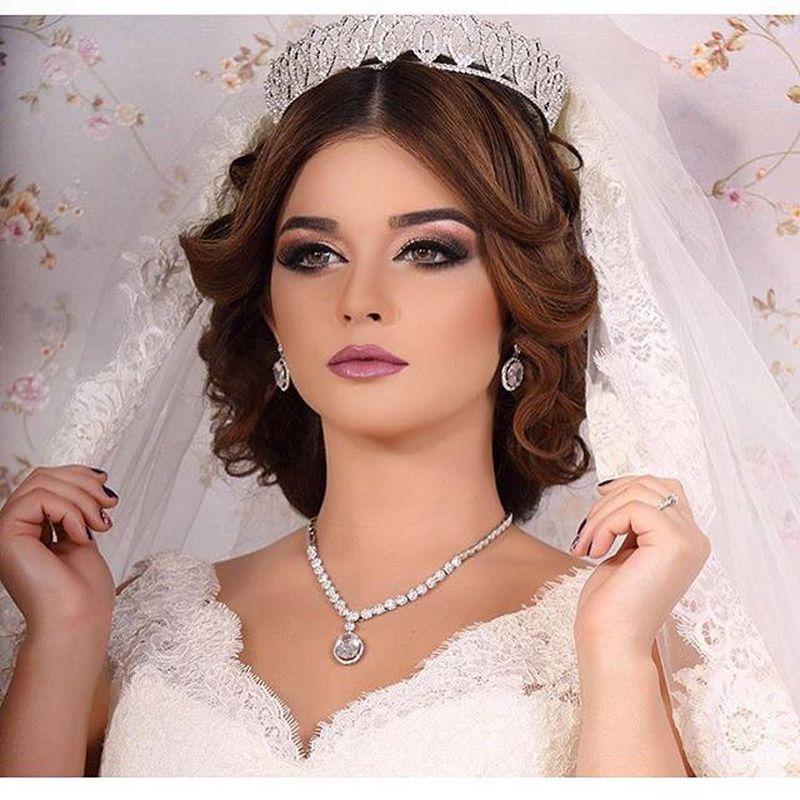 بالصور صور مكياج عرايس , تجميل العرائس بالمكياج 1801 7