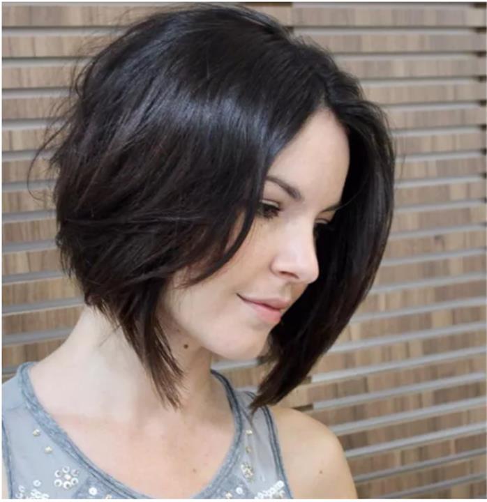 صور موديلات شعر قصير , احدث قصات الشعر القصيره