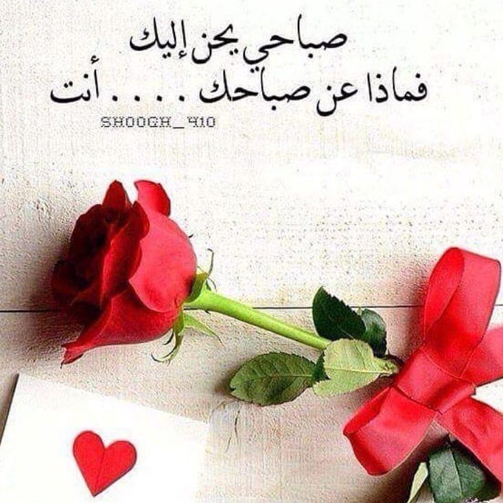 بالصور رسالة حب صباحية , الحب فى الصباح مع رساله هادئه 1948 3