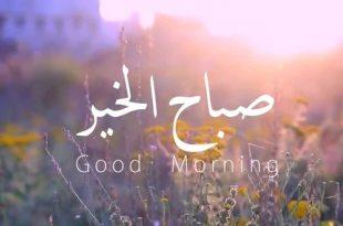 صورة كلمات صباحية رقيقة , اجمل العبارات الصباحية 2019
