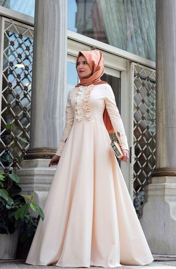 بالصور فساتين تركية , الاتراك وطريقه ملابسهم فى الفساتين 4685 8