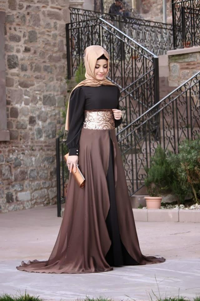 بالصور فساتين تركية , الاتراك وطريقه ملابسهم فى الفساتين 4685 9