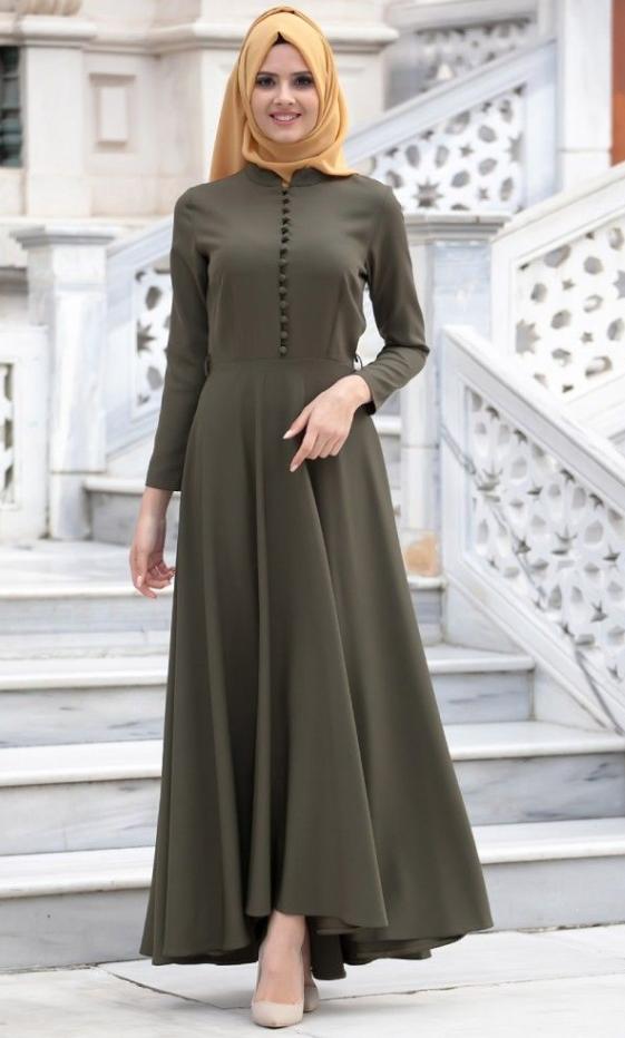 بالصور فساتين تركية , الاتراك وطريقه ملابسهم فى الفساتين 4685