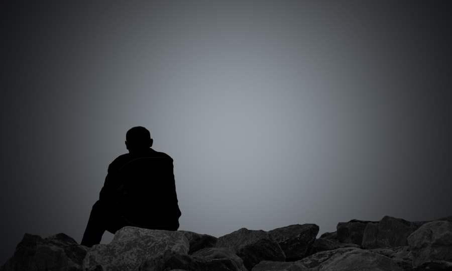 بالصور صور شخص حزين , الحزن والبكاء فى صوره 4698 4