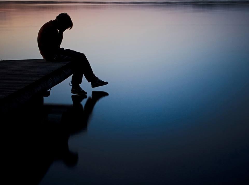 بالصور صور شخص حزين , الحزن والبكاء فى صوره 4698 9