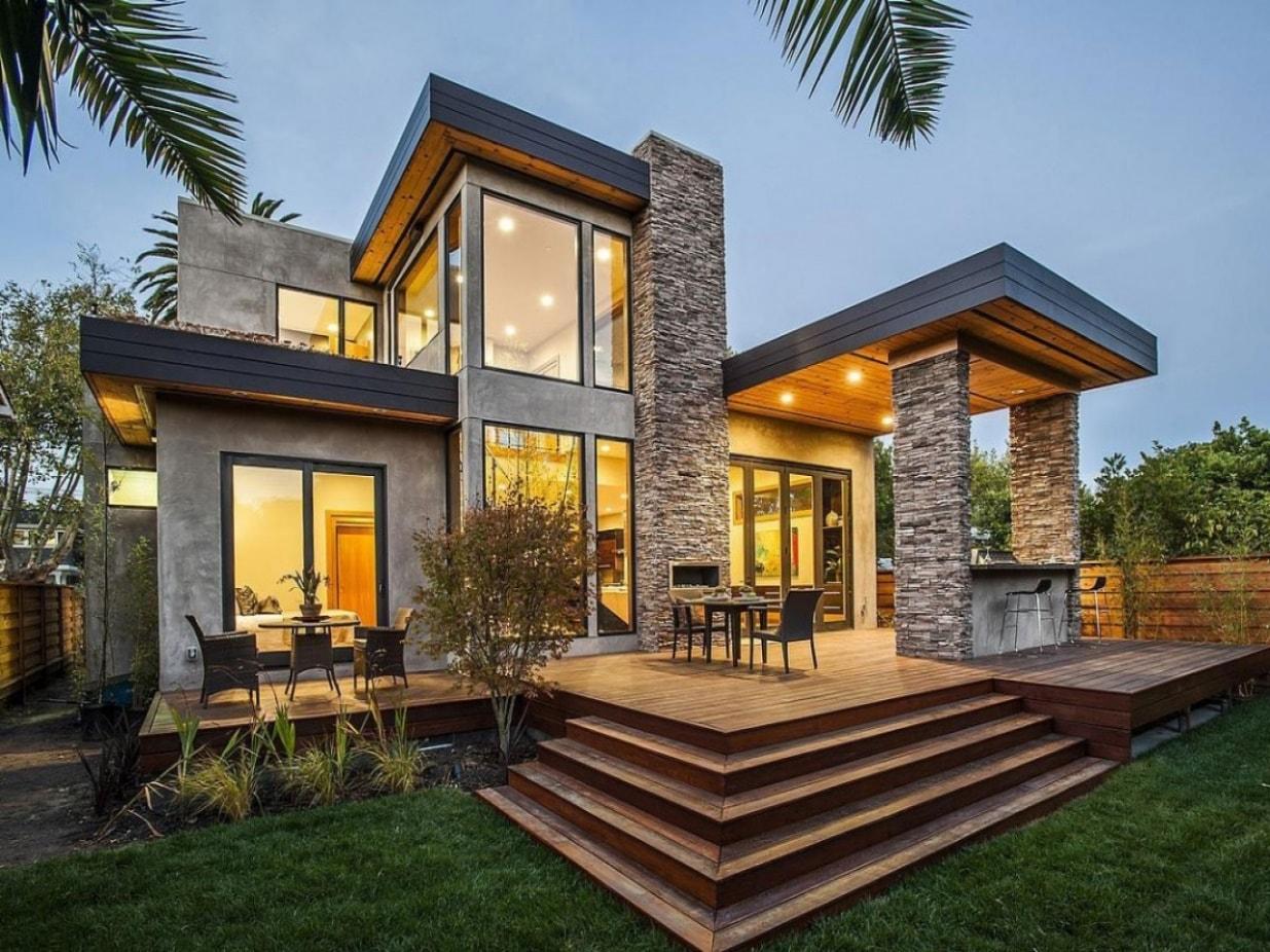 بالصور منازل فخمة , اجمل المنازل التى تشبه القصور