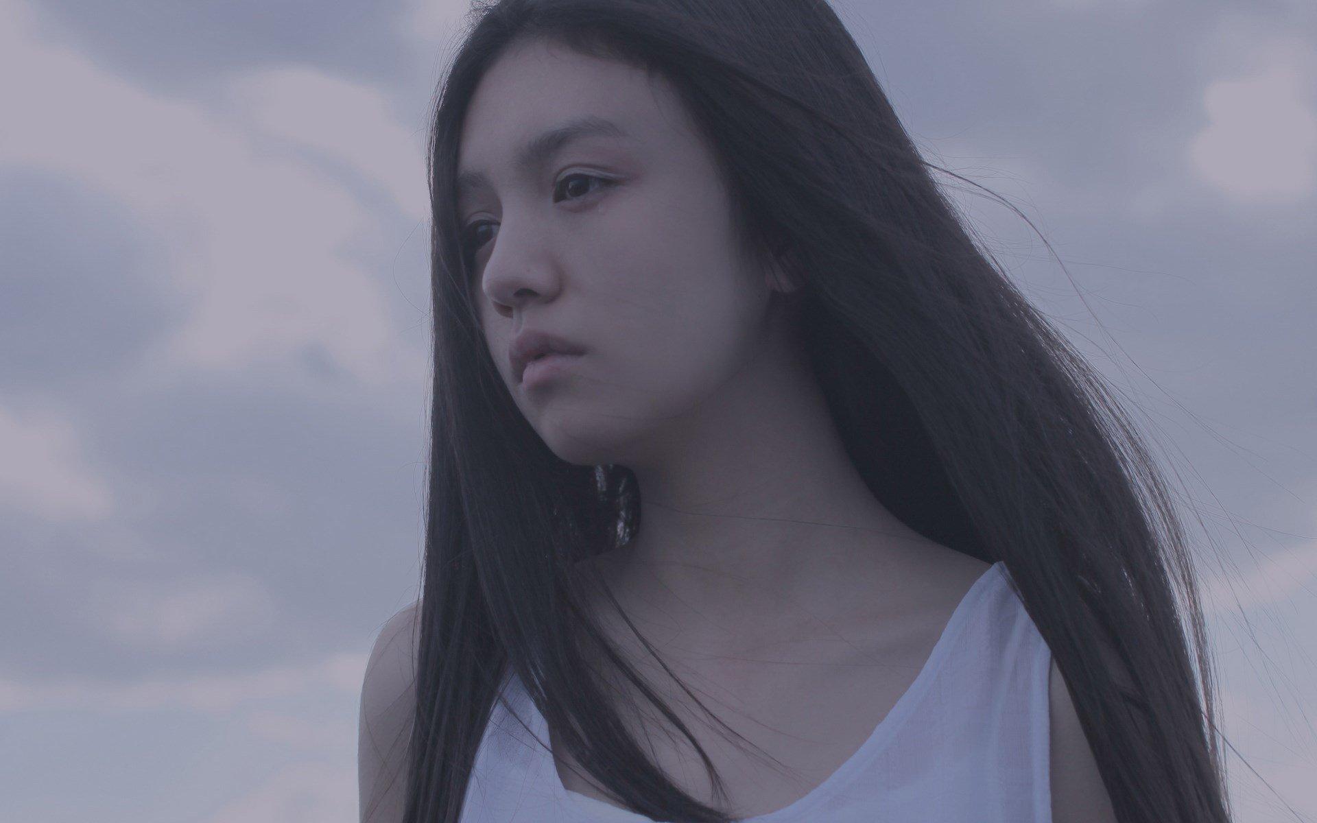 بالصور بنات كوريات حزينات , الحزن فى بنات كوريا واشكالهم فى الحزن 4747 6