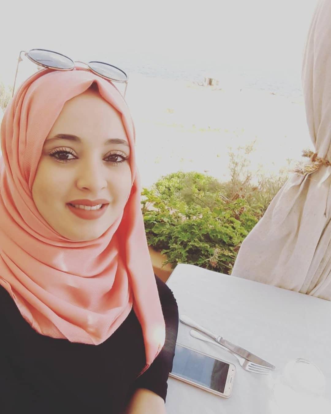 بالصور اجمل محجبات , جمال البنات المحجبه فى صور لها 5128 10