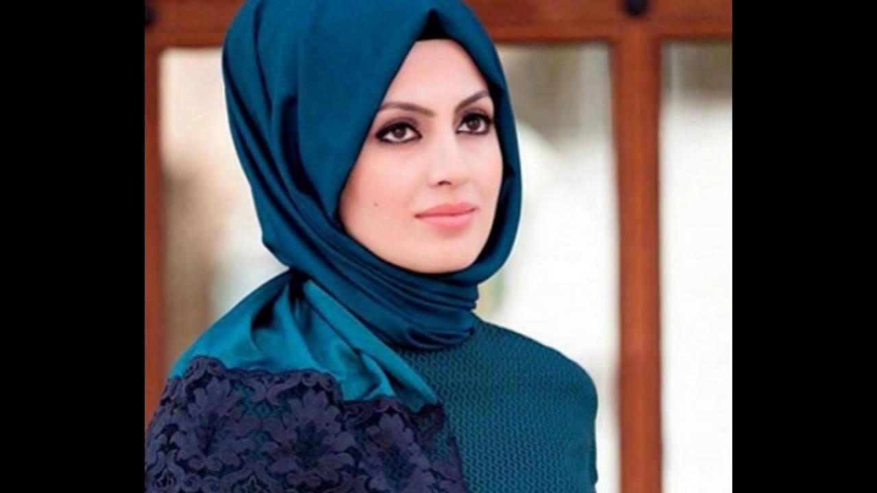 بالصور اجمل محجبات , جمال البنات المحجبه فى صور لها 5128 13