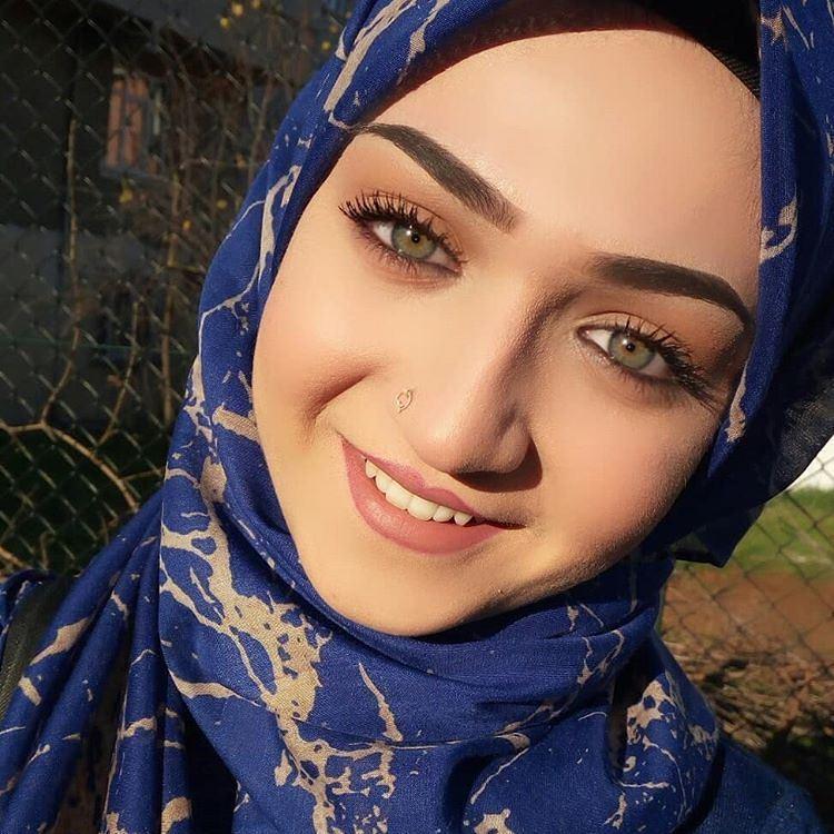 بالصور اجمل محجبات , جمال البنات المحجبه فى صور لها 5128 4