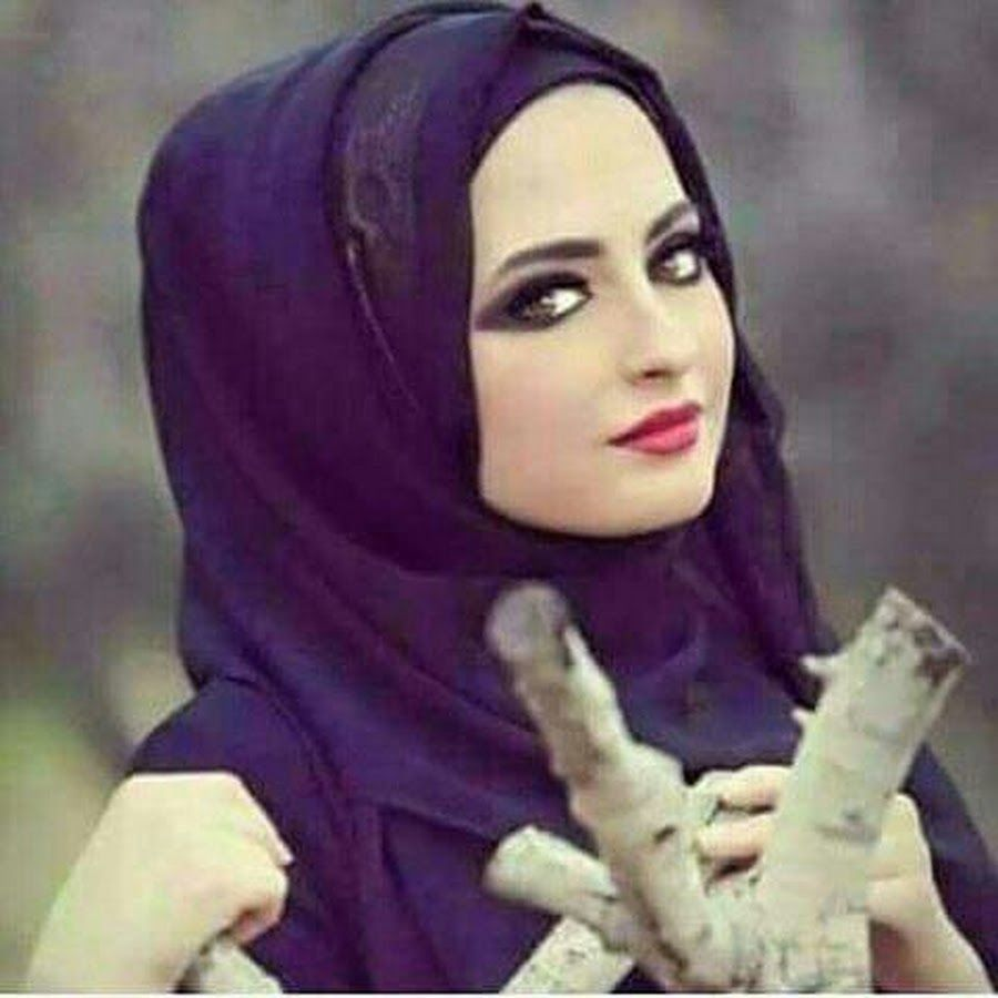 بالصور اجمل محجبات , جمال البنات المحجبه فى صور لها 5128 5