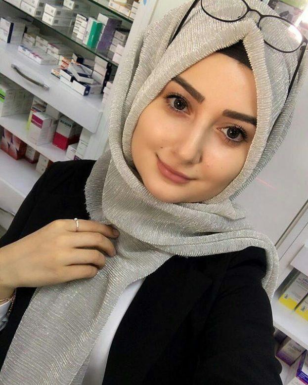 بالصور اجمل محجبات , جمال البنات المحجبه فى صور لها 5128 6