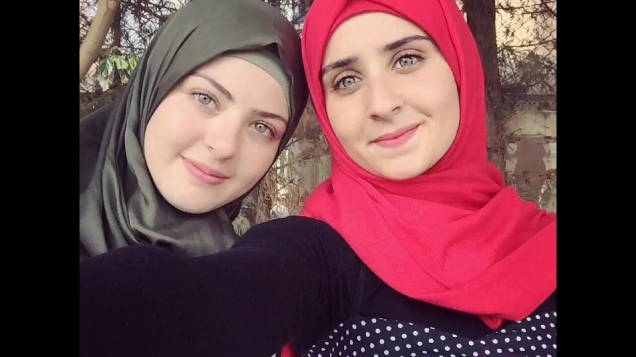 بالصور اجمل محجبات , جمال البنات المحجبه فى صور لها 5128 7
