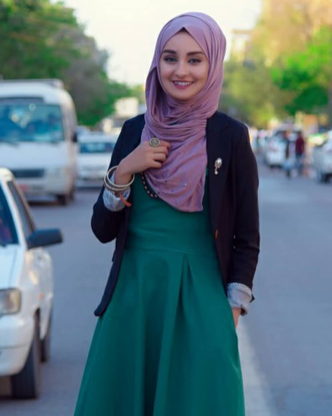 بالصور بنات كيوت محجبات , الحجاب واحدث صيحاته مع البنات الجمال 5461 11