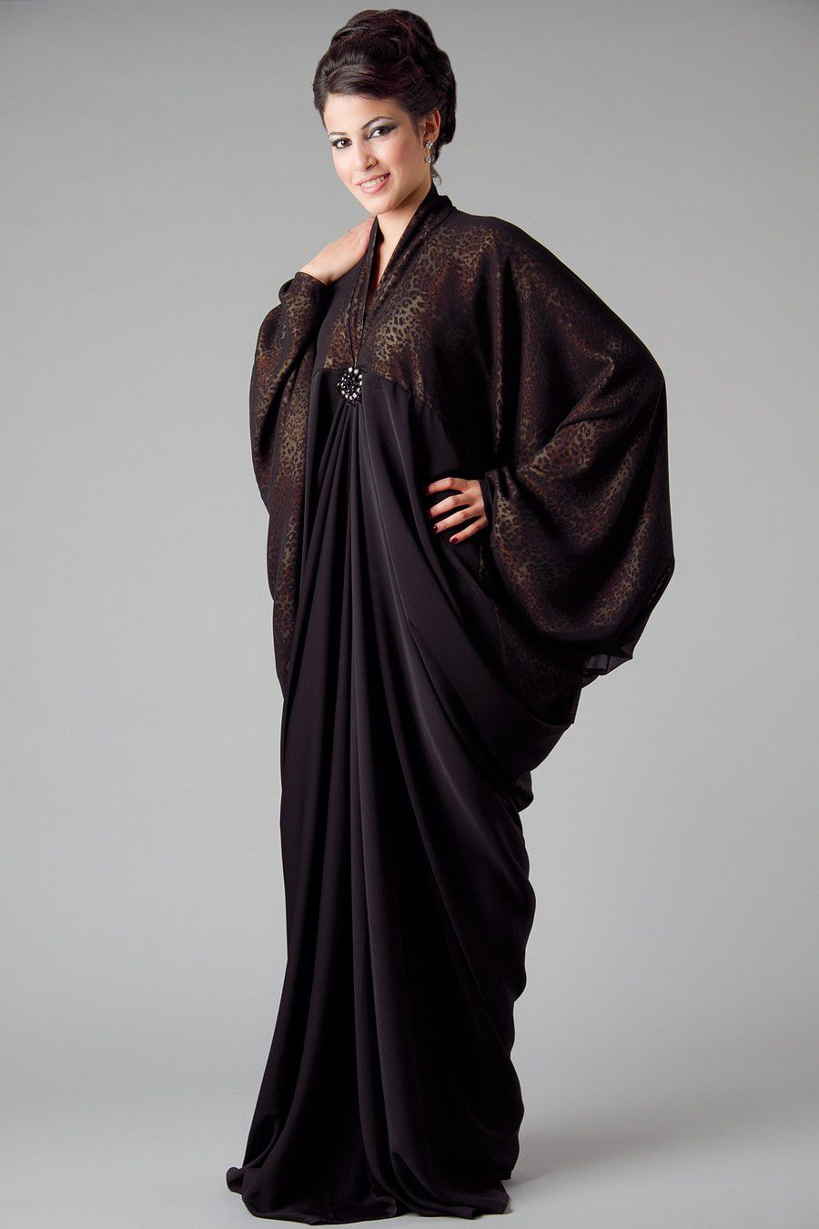 بالصور عبايات مغربية , المغرب وملابسه الجميله 5503 13
