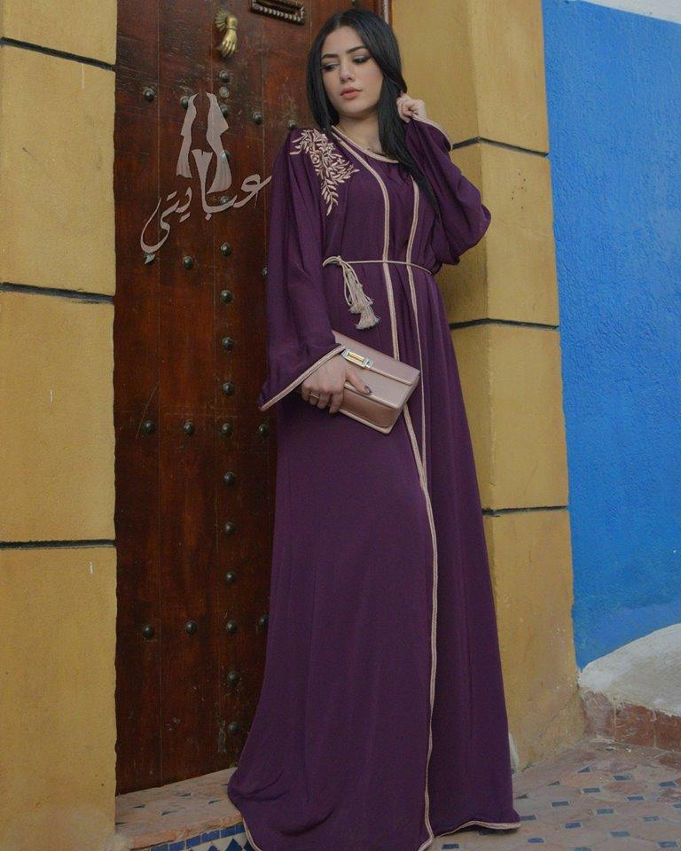 بالصور عبايات مغربية , المغرب وملابسه الجميله 5503 8