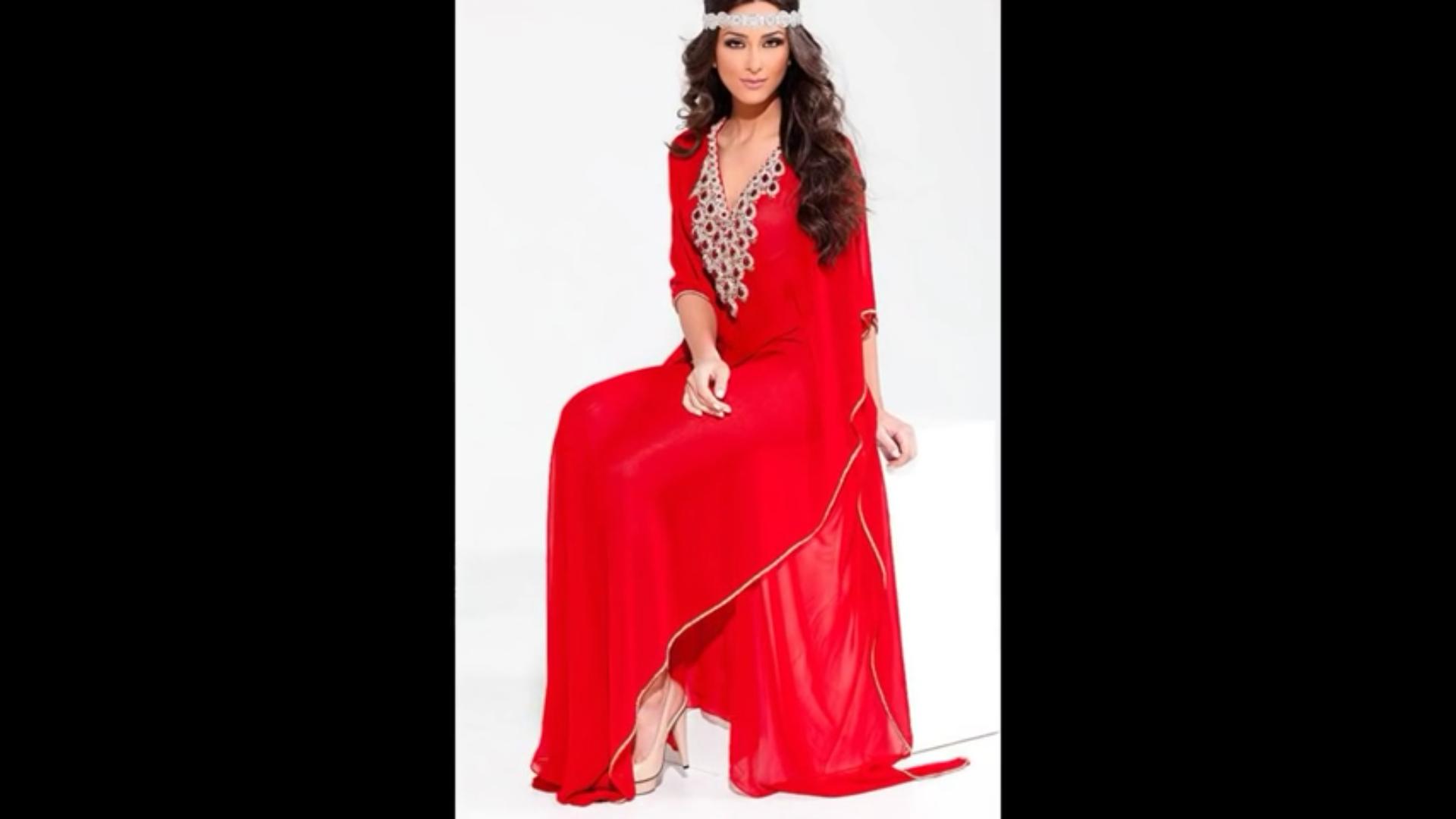 صورة عبايات مغربية , المغرب وملابسه الجميله