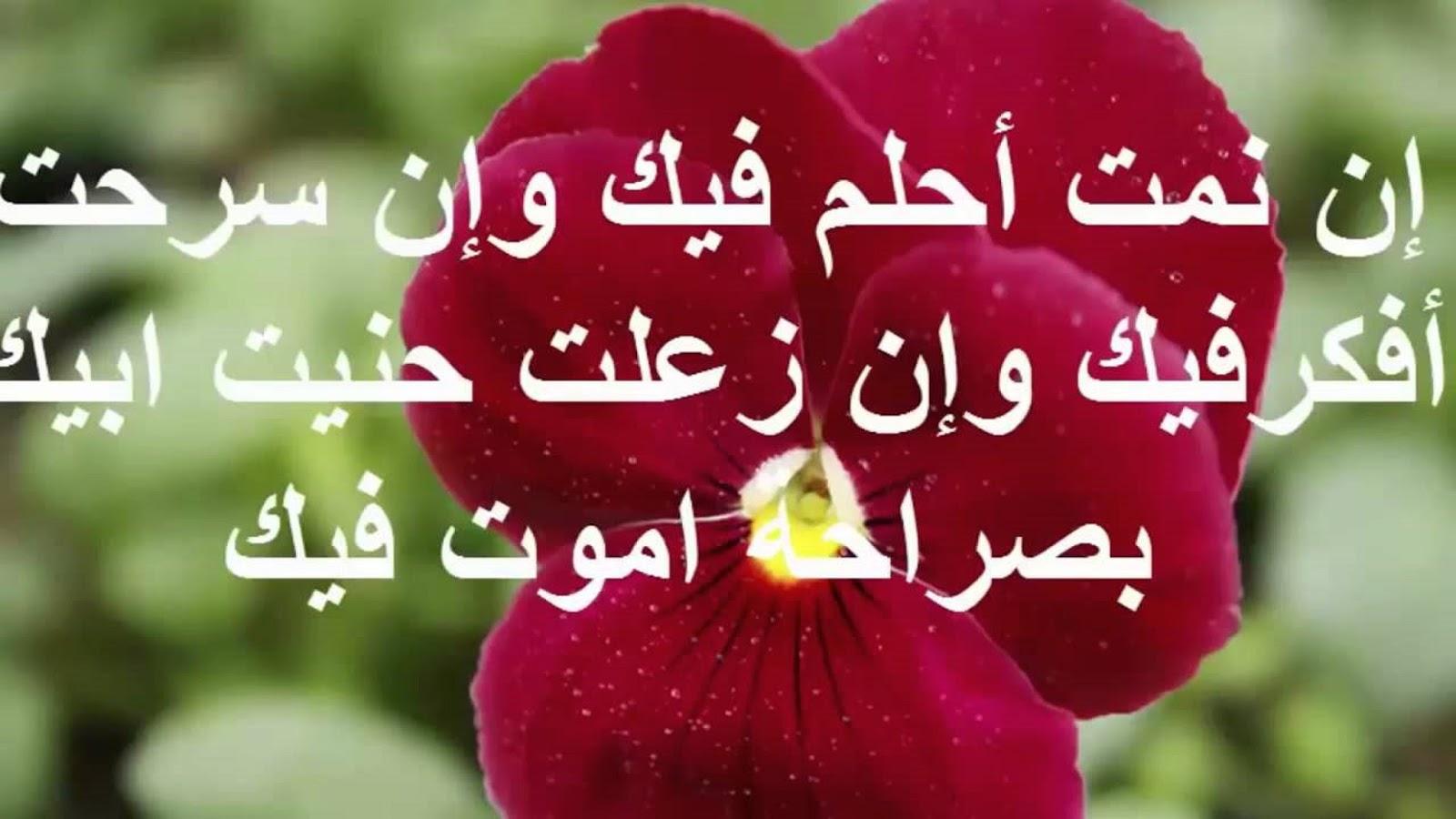 صورة كلمات رومانسية للحبيب , الرومانسيه وكلام من الاحباب
