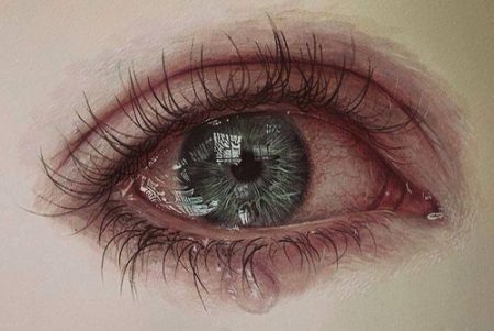 بالصور صور عيون تدمع , صور حزينه تبكي 785 8