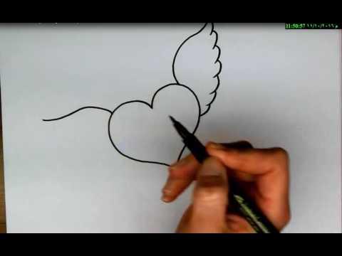 صور رسومات سهله وحلوه , الرسم فن جميل
