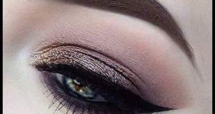 اجمل مكياج عيون , مكياج عيون ناعم