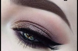 صور اجمل مكياج عيون , مكياج عيون ناعم