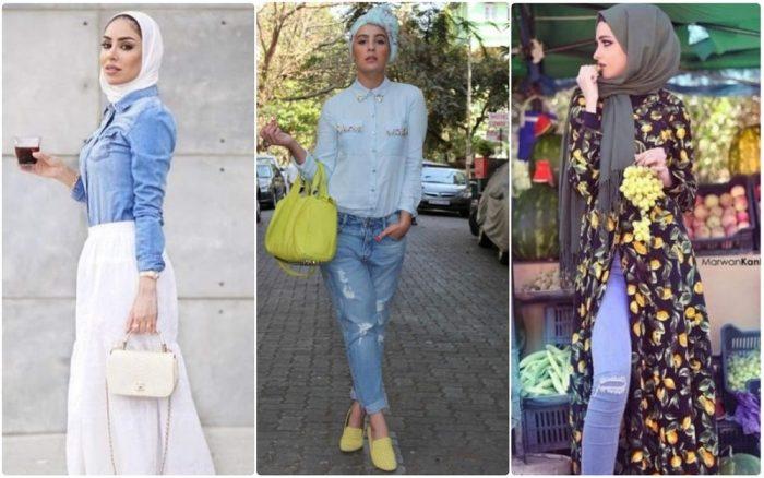 بالصور ملابس بنات محجبات , اجمل ملابس محجبات 915 7