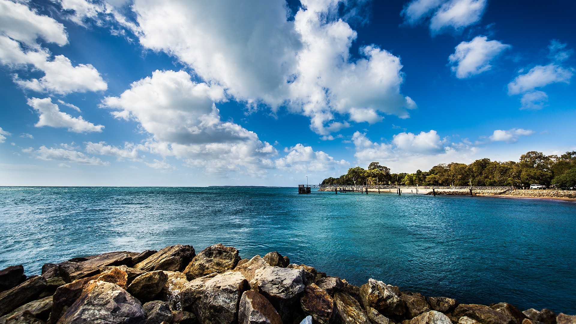 صور صور عن الطبيعة , صور البحر والسماء طبيعه خلابه