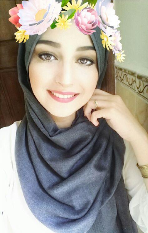 بالصور صور بنات محجبات 2019 , ملكات تزين بالحجاب 620 1