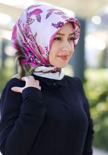 بالصور صور بنات محجبات 2019 , ملكات تزين بالحجاب 620 2