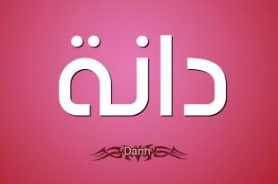 صور معنى اسم دانه , صور وحكم تسميه دانه