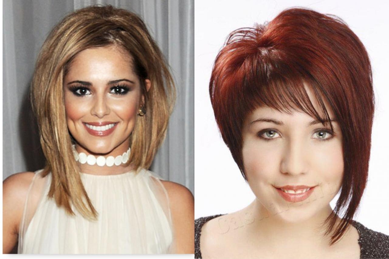 بالصور احدث تسريحات للشعر القصير , اجمل تسريحات الشعر الجميله 11981 10