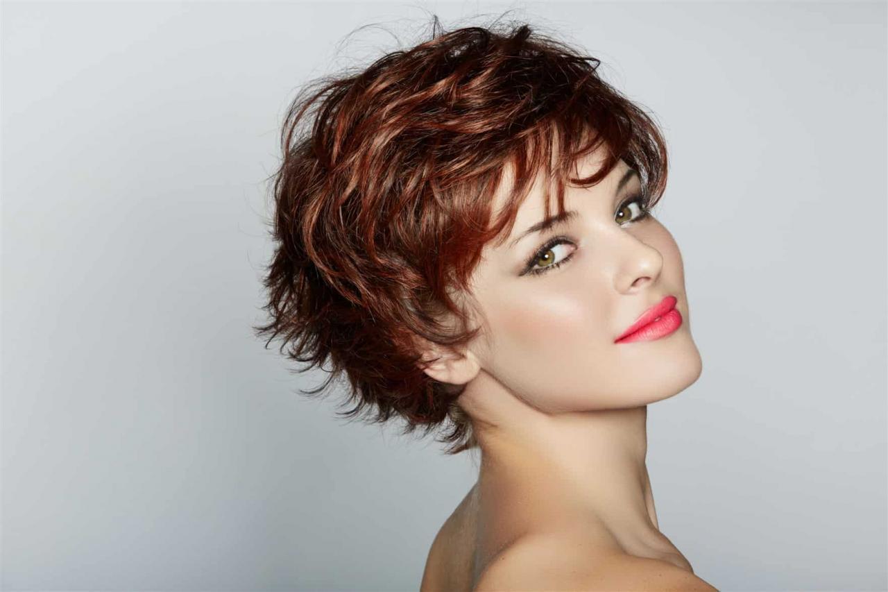بالصور احدث تسريحات للشعر القصير , اجمل تسريحات الشعر الجميله 11981 2