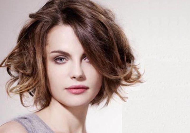 بالصور احدث تسريحات للشعر القصير , اجمل تسريحات الشعر الجميله 11981 5