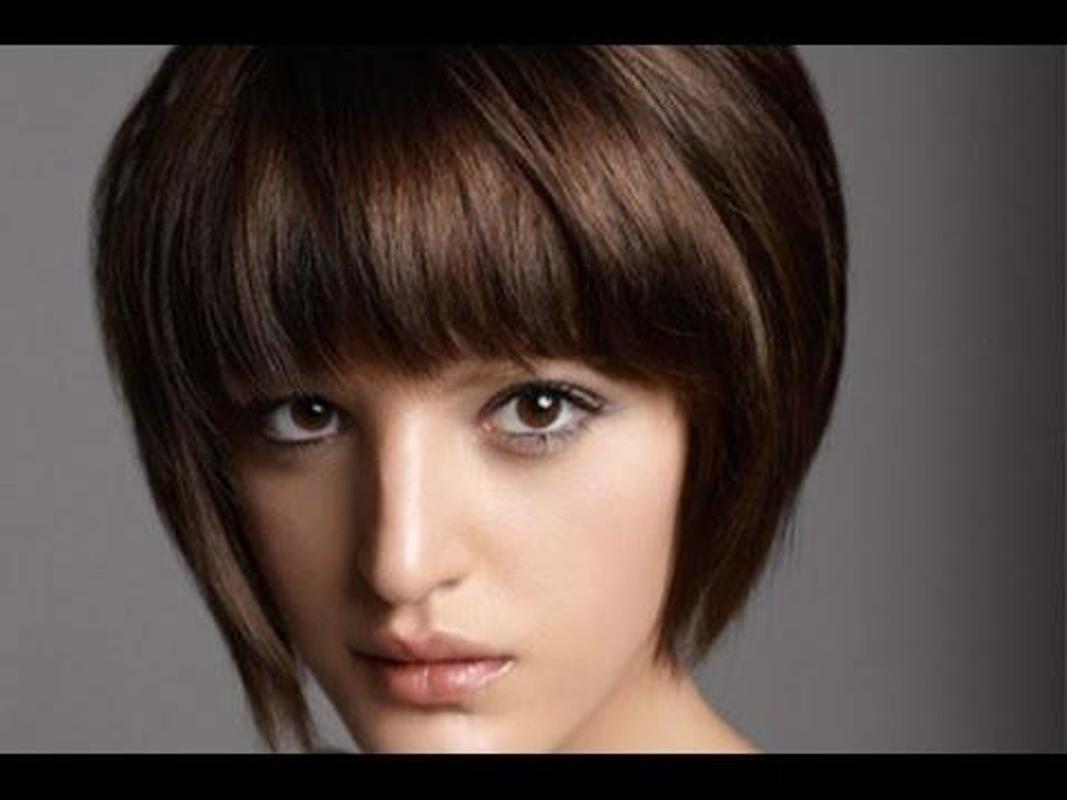 بالصور احدث تسريحات للشعر القصير , اجمل تسريحات الشعر الجميله 11981 7