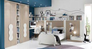 بالصور اجمل غرف النوم , غرف نوم شبابيه عمليه 2439 13 310x165