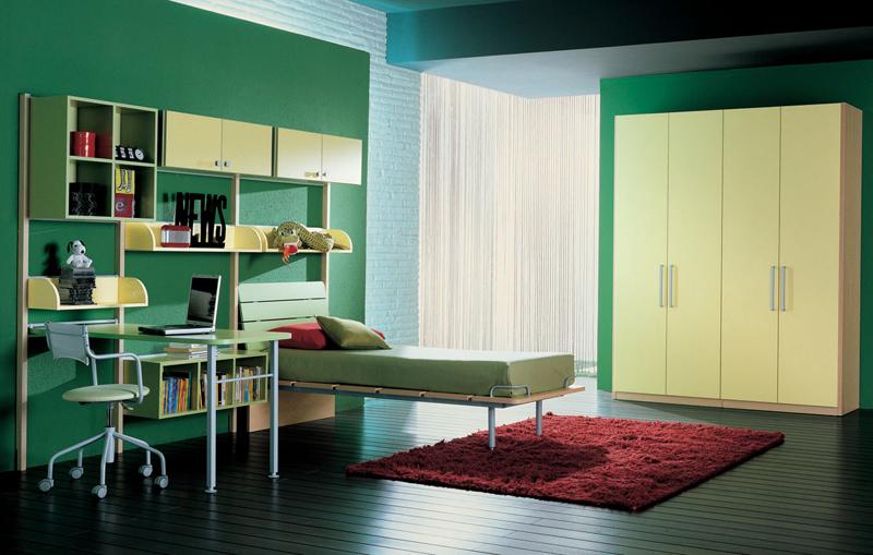 بالصور اجمل غرف النوم , غرف نوم شبابيه عمليه 2439 2