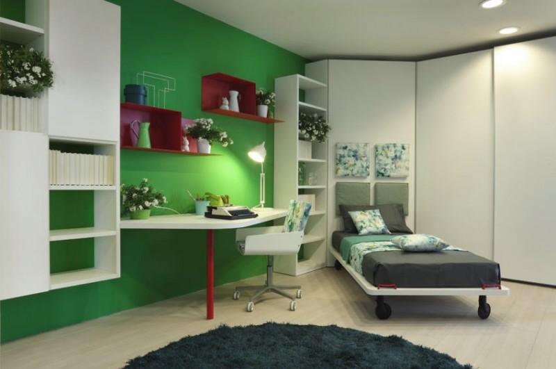 بالصور اجمل غرف النوم , غرف نوم شبابيه عمليه 2439 3