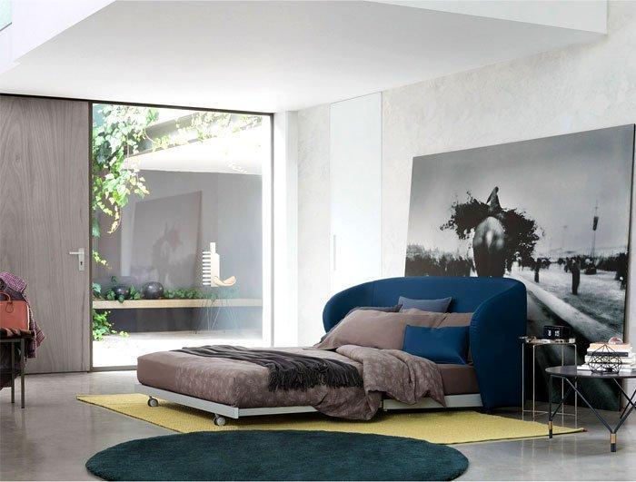 بالصور اجمل غرف النوم , غرف نوم شبابيه عمليه 2439 4