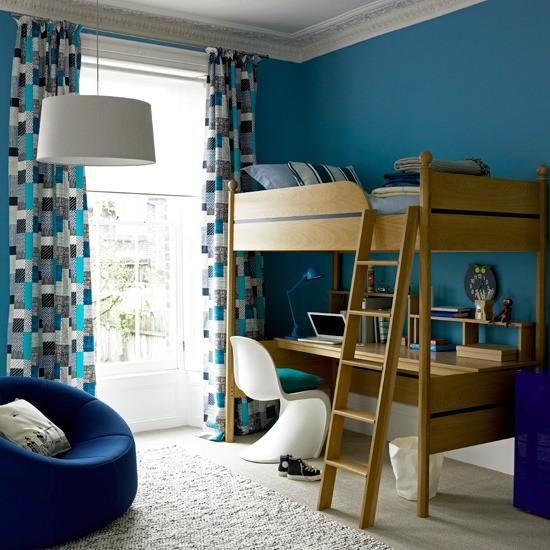 بالصور اجمل غرف النوم , غرف نوم شبابيه عمليه 2439 8
